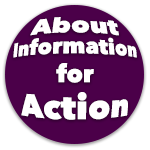 About Information for Action